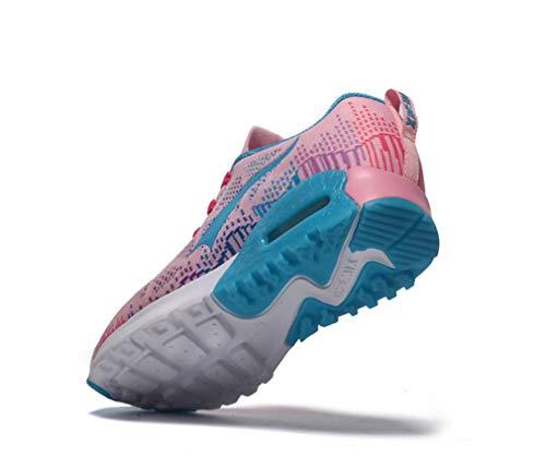 Dilize Pink OneMix Unisex da Adulti Corsa White Blue Scarpe BFn6rF