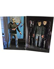 Friday the 13th 39702 Ultimate Part 3 Jason actiefiguur, 17,8 cm