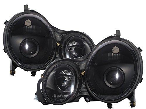 (CABI W210/T210 E-CLASS 2000 2002 FACELIFTED Sedan Wagon 4D/5D Projector Headlight Headlamp for Mercedes-Benz LHD)