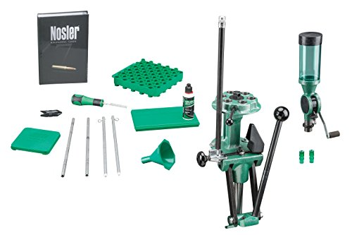 RCBS Turret Deluxe Reloading Kit, Green