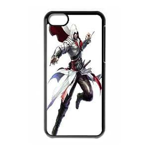 iPhone 5C Phone Case Black Ezio Auditore da Firenze RJ2DS0890140