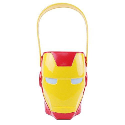 Avengers Iron Man Medium Figural Plastic Bucket ()