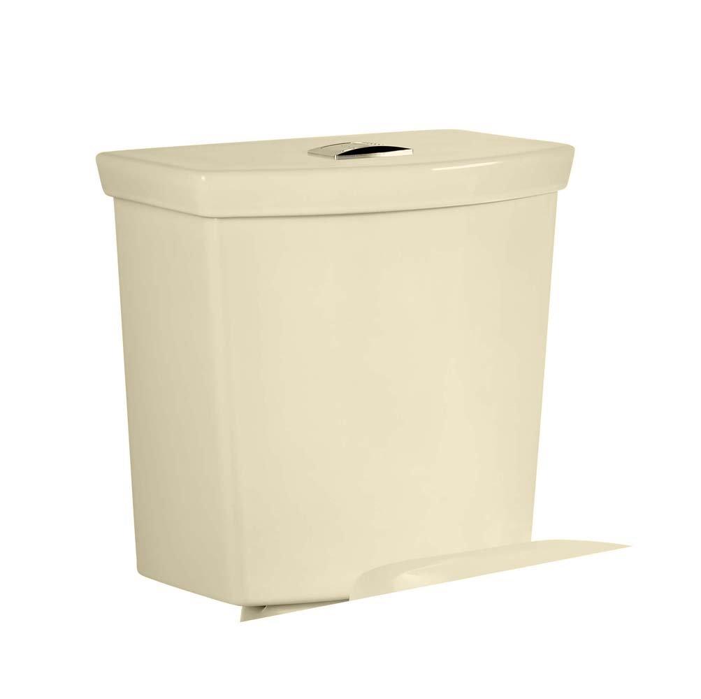 American Standard 4339.216.021 H2Option 12-Inch Rough-In Toilet Tank, Bone (Tank Only)