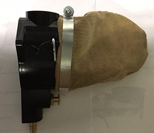 Spark Plug Cleaner Pneumatic Sand Blaster w/ Abrasive