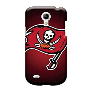 Shockproof Hard Phone Cases For Samsung Galaxy S4 Mini (Gsm12140NAAZ) Support Personal Customs Stylish Tampa Bay Buccaneers Pictures