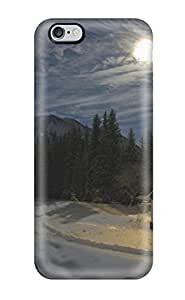 Beautifulcase Aarooyner Snap On case cover Cold Moon House Protector For Iphone 6 n4pny7rqtil Plus