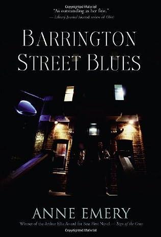 book cover of Barrington Street Blues