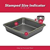 Goodcook 786173391991 Nonstick Bakeware, 8 x 8