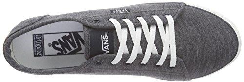 Vans ROWAN Damen Sneakers Grau (Textile blue graphite)