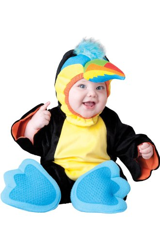 Tiny Toucan Infant Costume Size: 18 Months - 2T ()
