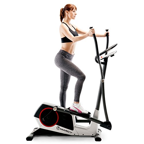 Marcy ME-704 Regenerating Magnetic Elliptical ()