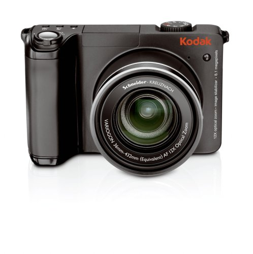 Kodak Easyshare Z8612IS 8.1 MP Digital Camera with 12xOptical Image Stabilized Zoom (Manuals Kodak Easyshare)