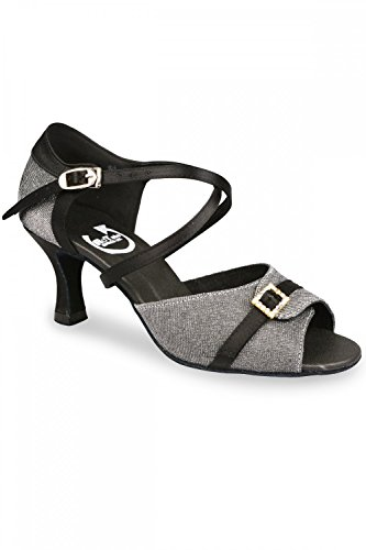 Ballroom Ladies Marilyn Rotate Shoes Argent 0Hf8q8w