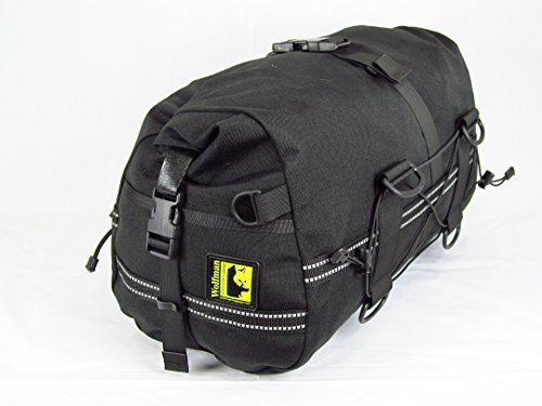 Wolfman Luggage CO505 - 303 Duffel BLACK by Wolfman
