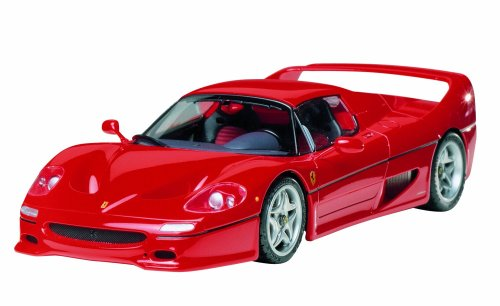 tamiya 24296 maquette ferrari f50 rouge echelle 1 24 la caverne du jouet. Black Bedroom Furniture Sets. Home Design Ideas