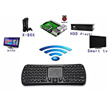 Eastchina| Pocket Size Mini Wireless Bluetooth 3.0 Keyboard, Work for Windows, Android, Mac Os System Device, Include Iphone, Ipad, Nexus, Samsung Smart Phone, Pc, Pad, Android Tv Box, Google Tv Box