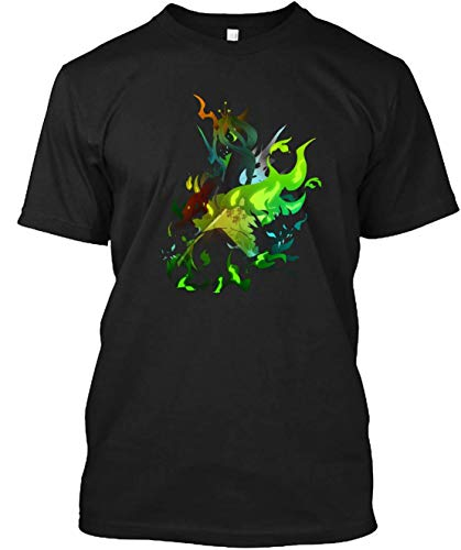 Queen Chrysalis with Changelings 73 - TShirt for men women 1