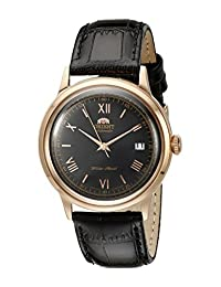 Orient Men's FER24008B0 Analog Display Japanese Automatic Black Watch
