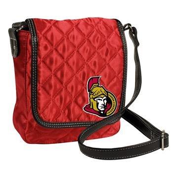 NHL Ottawa Senators Quilted Purse