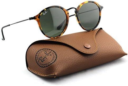 ray ban sunglasses round fleck