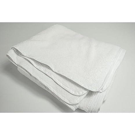 Asciugamani tutte misure: Viso e Bidet, Lenzuolo e Telo Doccia - Blanco, Conjunto De 6 Elección: Amazon.es: Hogar
