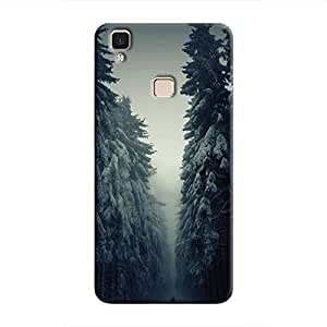 Cover It Up - Lonely Forest V3 Max Hard case