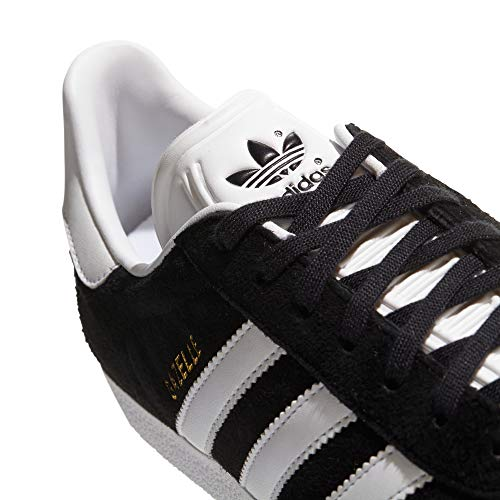 Core Tenis Black Nobuk Gazelle Trainer White Adidas Granite Sneaker Clear AxwIXPwHq