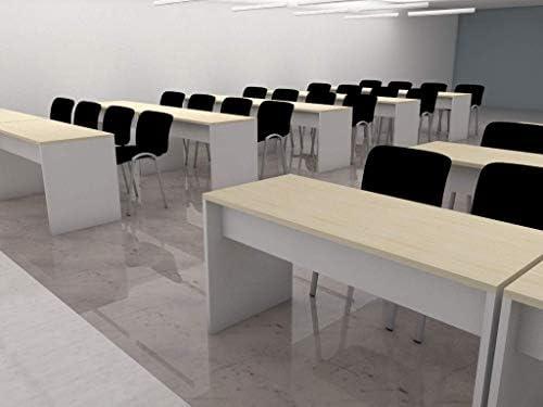 Mesas para aulas para 3 personas. Ideal para oficinas escuelas ...
