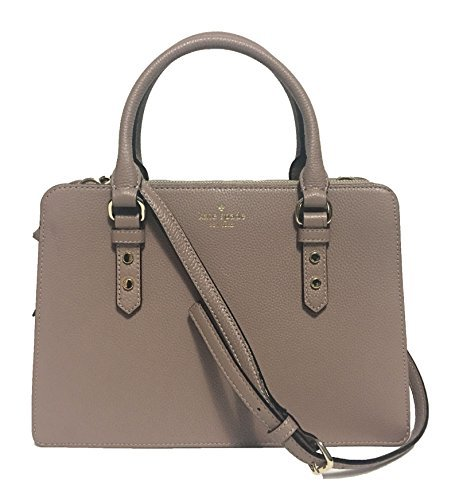 Kate Spade New York Lise Mulberry Street Shoulderbag Handbag (Porcini/Taupe)