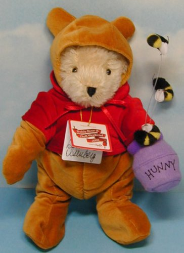 VHTF Muffy Winnie the Pooh Limited Edition Mohair Disney Exclusive NIB Ebay American Dolls