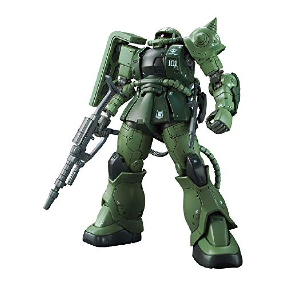 [해외] HG 기동 전사 건담 THE ORIGIN 잭II C-6/R6퍼터입 1/144스케일 색별 분류필 프라모델