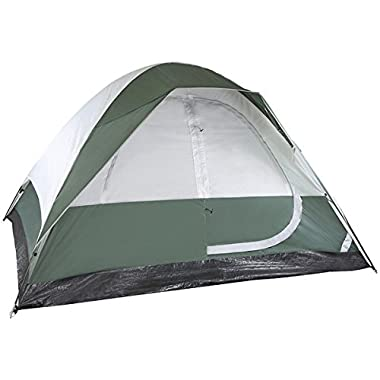 STANSPORT 2185 4-Person Glacier Peak Dome Tent Camping & hiking