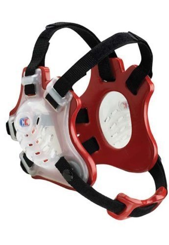 Cliff Keen Wrestling Protective Headgear – Tornado Farbe  Maroon by Cliff Keen