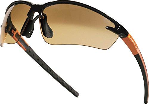 Deltaplus FUJI2 Gradient Smoke Glasses One size Orange - Gradient Delta