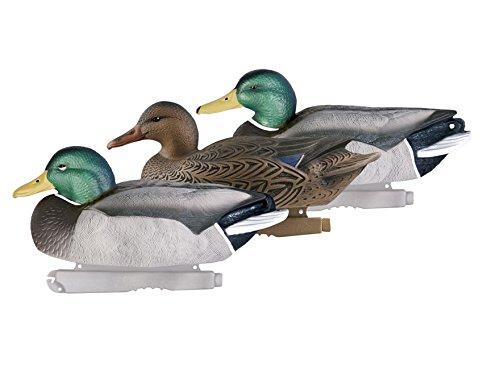 Greenhead Gear Decoy (Greenhead Gear Life-Size Duck Decoy,Mallards,1/2)