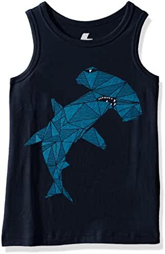 The Children's Place Boys' Graphic Tank Shirt