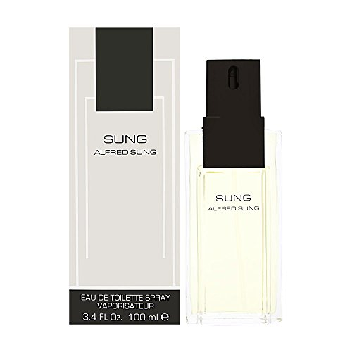 Sung by Alfred Sung for Women 3.4 oz Eau de Toilette - Alfred Sung Pure Perfume