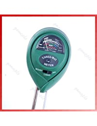 Want 1 Piece New 3 in1 Plant Flowers Soil PH Tester Moisture Light Meter hydroponics Analyzer deliver