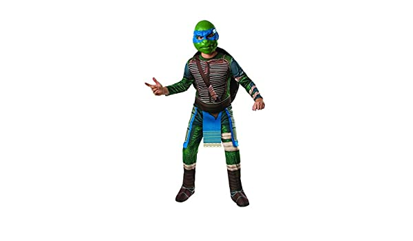 Rubies Teenage Mutant Ninja Turtles Child Leonardo Costume ...