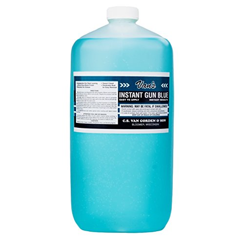 Great Deal! Van's Gun Blue Gallon