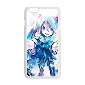 Fresh anime Hatsune Miku design fashion cell phone case for iPhone6 plus