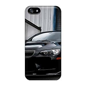 MsK988ZZec Case Cover, Fashionable Iphone 5/5s Case - Black Bmw M3