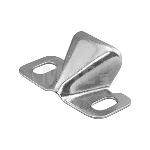 Box Door Striker Glove (MACs Auto Parts 66-27273 - Ford Thunderbird Glove Box Door Striker, Plated)
