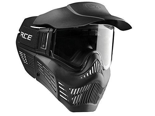 VForce Armor Gen3 Masque Adulte, Noir, One Size