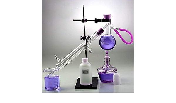 Equipo de Unidad de destilación de Laboratorio Equipo científico ...