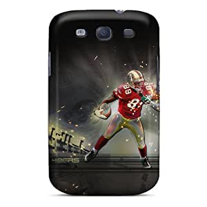Best Cell-phone Hard Covers For Samsung Galaxy S3 With Custom HD San Francisco 49ers Pictures CharlesPoirier