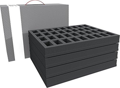 - Feldherr Storage Box for 144 miniatures