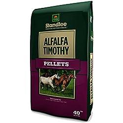 Standlee Hay Company Alfalfa/Tim Pellets, 40 lb