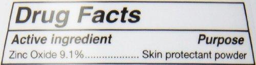 Ammens Medicated Powder Shower Fresh 11 oz (Pack of 4)