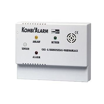 Indexa 22221 Kombi Alarm Compact Kac 1 Amazon De Baumarkt